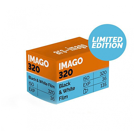 Ars Imago - Imago 320 35mm BW Film 36exp