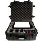 Aputure NOVA P300c RGBWW LED Panel with Rolling Case Kit