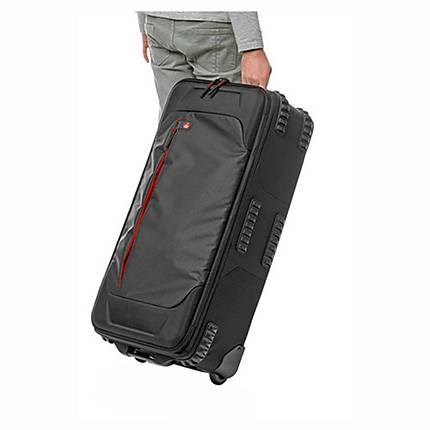 17fc4ce58f5 Manfrotto Pro Light  LW-88W Rolling Organizer Black   Carry and ...