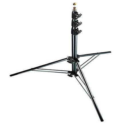 Manfrotto 1004BAC 12.4 ft Alu Master Air Cushioned Black Stand