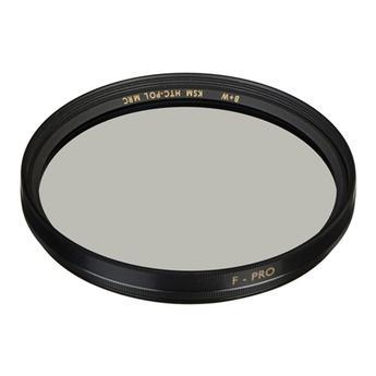 B+W 67mm Kaesemann High Transmission Circular Polarizer MRC Filter