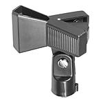 Hosa Technology MHR122 - Universal Spring-Clip Microphone Holder