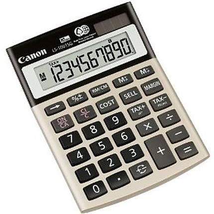 Canon LS-100 TSG Calculator