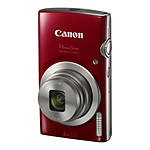 Canon PowerShot ELPH 180 Digital Camera - Red