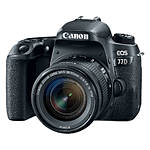 Canon EOS 77D Digital SLR with 18-55mm f/4-5.6 IS STM Lens
