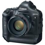 Canon EOS-1D X 18.1 MP CMOS Digital Camera (Body Only)-Black