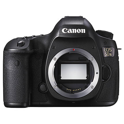 Canon EOS 5DS Digital SLR Camera - Body Only
