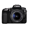 Canon EOS 90D DSLR Camera with EF-S 18-55mm f/3.5-5.6 IS STM Lens Kit