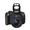 Canon EOS Rebel T5i 18 MP CMOS Camera with 18-55mm and 55-250mm Lens-Black