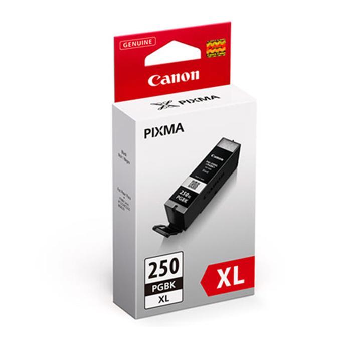 Canon PGI-250 XL High-Capacity Pigment Black Ink Cartridge ...