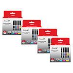 Canon CLI-251 BK/CMY 4 PK Value Pack Ink for Canon InkJet Printers-4 PK