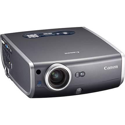 Canon REALiS WUX10 Mark II with DICOM Multimedia Projector (Gray)
