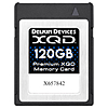 Delkin Devices Premium 120GB XQD Version 2.0 Memory Card 2933X