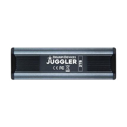 Delkin Juggler USB 3.1 Gen 2 Type-C Portable Cinema SSD 2TB