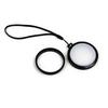 DLC DL-2558 58mm White Balance Disk And Lens Cap