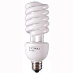 DLC E.P.C. CFL 45Watt 110Volt 5500 Kelvin Spiral Screw-In Flourescent Lamp