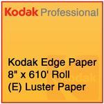 Kodak Edge Generation Paper  8X610 GLOSSY