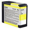 Epson T580400 UltraChrome K3 Yellow Ink 80ml for Stylus Pro 3800, 3880
