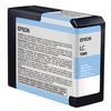 Epson T580500 UltraChrome K3 Light Cyan Ink 80ml for Stylus Pro 3800, 3880