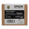 Epson Ultrachrome HD Photo Black Ink Cartridge for P800 Printer