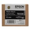 Epson Ultrachrome HD Matte Black Ink Cartridge for P800 Printer