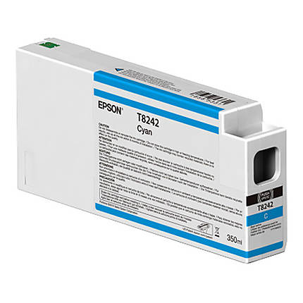 Epson Ultrachrome HD Cyan Ink Cartridge (350 ML)
