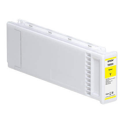 Epson T800400 UltraChrome PRO Yellow Ink Cartridge (700mL)