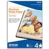 Epson 8x10 In. Borderless Premium Glossy Paper - 20 Sheets