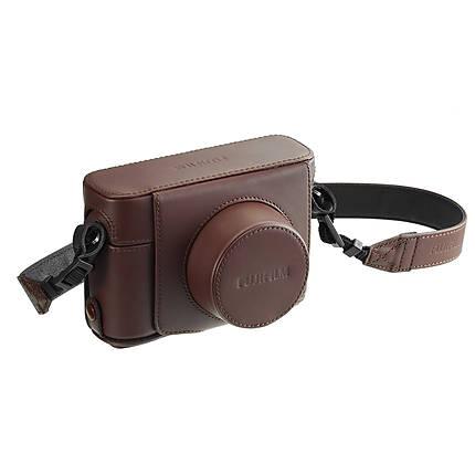 Fujifilm X100F Leather Case (Brown)