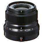 Fujifilm XF 23mm f/2 R WR Lens - Black