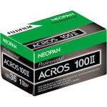 Fujifilm Neopan 100 Acros II Black  and  White Negative Film (35mm, 36exp)
