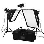 Profoto D1 Studio Kit 500/500/1000 Air w/o Air Remote