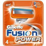 Gillette Fusion Power 4pk Blades