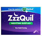 ZzzQuil Sleep-Aid 12ct LiquiGels
