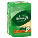 Always Ultra Thin Pads Overnight 28ct w/Flex Wings