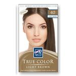 Light Brown Hair Color #40 Convenient Applicator Included Lucky Brand