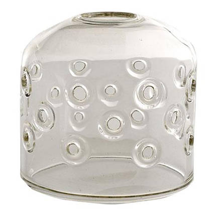 Hensel Glass Dome Clear Single Coated for EH Pro  and  EH Mini Heads