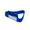 Kupo EZ-TIE Deluxe Cable Ties 0.78 x 16.1 Blue (10 Pack)