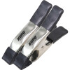 Kupo 4 inch Steel Spring A Clamp - Black (Set of 2)