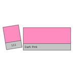 LEE Filters Dark Pink Lighting Effect Gel Filter