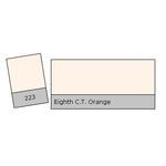 LEE Filters 1/8 C.T.O Lighting Correction Gel Filter