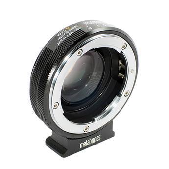 Metabones Nikon G to Micro FourThirds Speed Booster XL 0.64x (Black Matt)