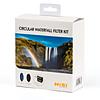 NiSi 67mm Circular Waterfall Filter Kit