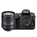 Nikon D810 FX-format Digital SLR with 24-120mm f/4G ED VR Lens