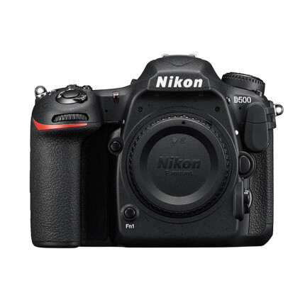 Nikon D500 DX-format Digital SLR Body Only