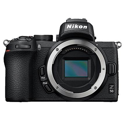 Nikon Z50 Mirrorless Digital Camera (Body Only)