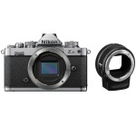 Nikon Z fc Mirrorless Digital Camera with FTZ Adapter
