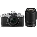 Nikon Z fc Mirrorless Digital Camera with 16-50mm  and  50-250mm Lenses