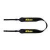 Nikon AN-DC1 Neck Strap - Black