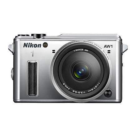 Nikon 1 AW1 14.2MP Camera with 1 Nikkor AW 11-27.5mm Lens